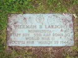 Herman B Larson