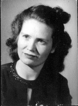 Mary Francis <i>Butterworth</i> Allen