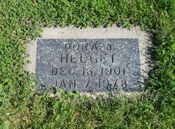 Dora S <i>Helget</i> Ballman