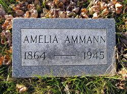 Amelia Ammann