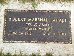Robert Marshall Ahalt