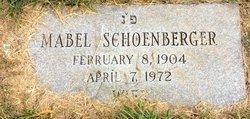 Mabel Schoenberger