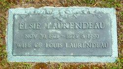 Elsie Laurendeau