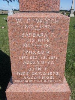 Barbara Verdon