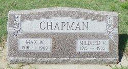 Mildred Viola <i>Roberts</i> Chapman