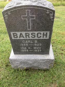 Ida K. <i>Knapp</i> Barsch