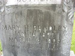 Mary H. <i>Hail</i> Bradley