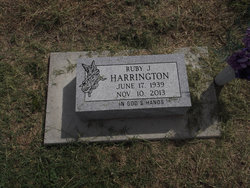 Ruby Jean Harrington