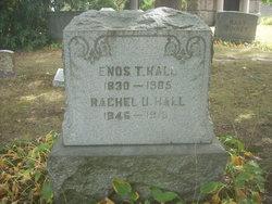 Lieut Enos T Hall