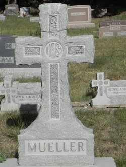 Rosena Alice Rosie <i>Welch</i> Mueller