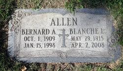 Blanche Louise <i>Banta</i> Allen