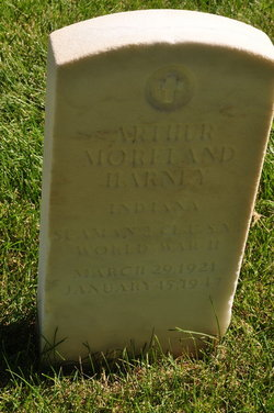 Arthur Moreland Harney
