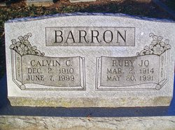 Calvin Churchman Barron