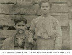 Nellie Belle <i>Sutton</i> Clayton