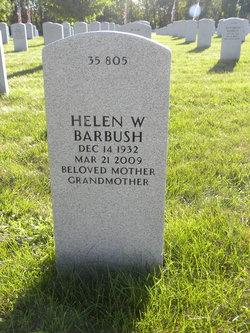 Helen W. <i>Miller</i> Barbush