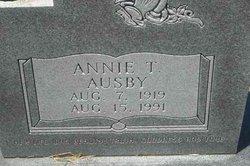Annie T Ausby
