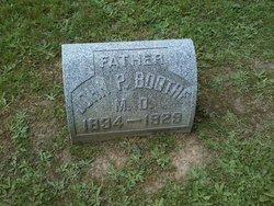 John P Boothe