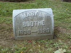 Mary L Boothe