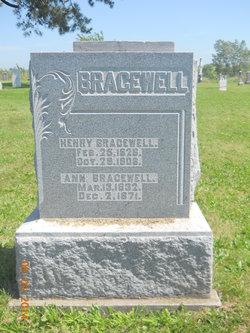 Ann <i>Shearburn</i> Bracewell