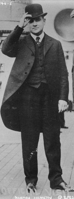 Norman Rond Hamilton