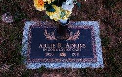 Arlie Rufus Red Adkins