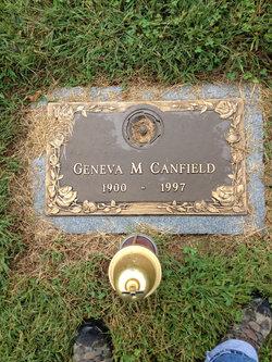 Geneva M <i>Mulligan</i> Canfield
