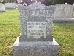 Elizabeth Jane <i>Yeakey</i> Huffman