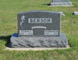 Vernon C Benson