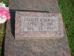 Charles E Jack Bowles