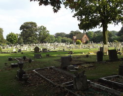 St Swithins Cemetery