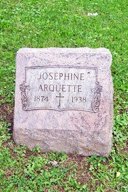 Josephine <i>Compau</i> Arquette