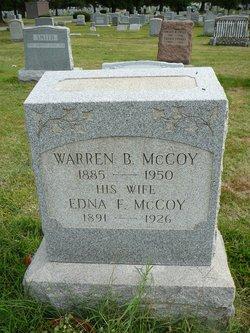 Warren Barnaby McCoy