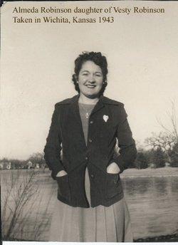 Almeda L Sue <i>Robinson</i> Bedford