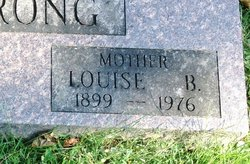 Louise Blanche <i>Ryan</i> Armstrong