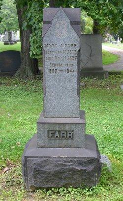 Mary I. <i>Wilson</i> Farr