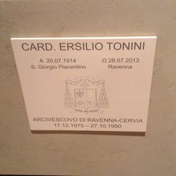 Cardinal Ersilio Tonini