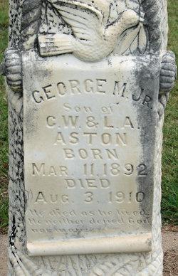George M Aston, Jr