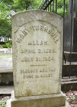 Mary <i>Turnbull</i> Allan