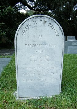 Margaret Butler <i>Rhett</i> Cuthbert
