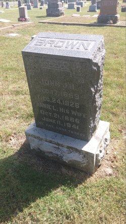 John J. Harden Brown
