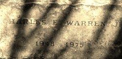 Charles E Warren