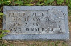 Phillip John Allen