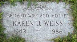 Karen <i>Schaffer</i> Weiss