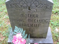 Minnie Pearl <i>McClung</i> Walkup
