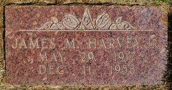 Lieut James M Harvey, Jr