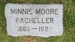 Minnie <i>Moore</i> Bacheller