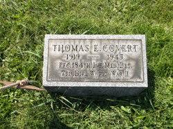 PFC Thomas E Covert