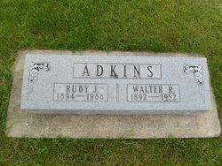Ruby Jean <i>Hawkins</i> Adkins