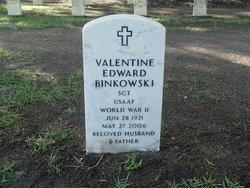 Valentine Edward Binkowski