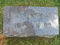 Lucy <i>Aiken</i> Ady